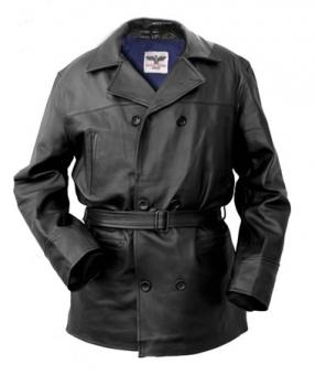 Немецкая летная куртка  Полупальто  Отважный оригинал