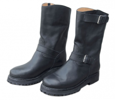Engineer boots made by Noble House