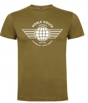 T-shirt Noble House sand