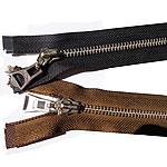 Talon Zip (WW2 Repro ) black 5 mm