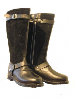 Luftwaffe Pilot Boots