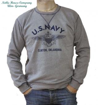 Noble House U.S.NAVY Sweatshirt 1930-1940