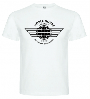 T-shirt Noble House Weiss