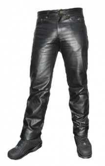 Кожаные брюки из лучшей лошадиной кожи